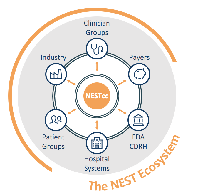 About Us - The NEST Ecosystem