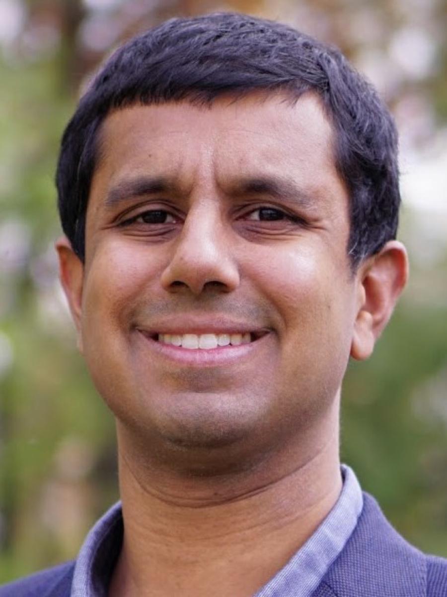 Sanket S. Dhruva, MD